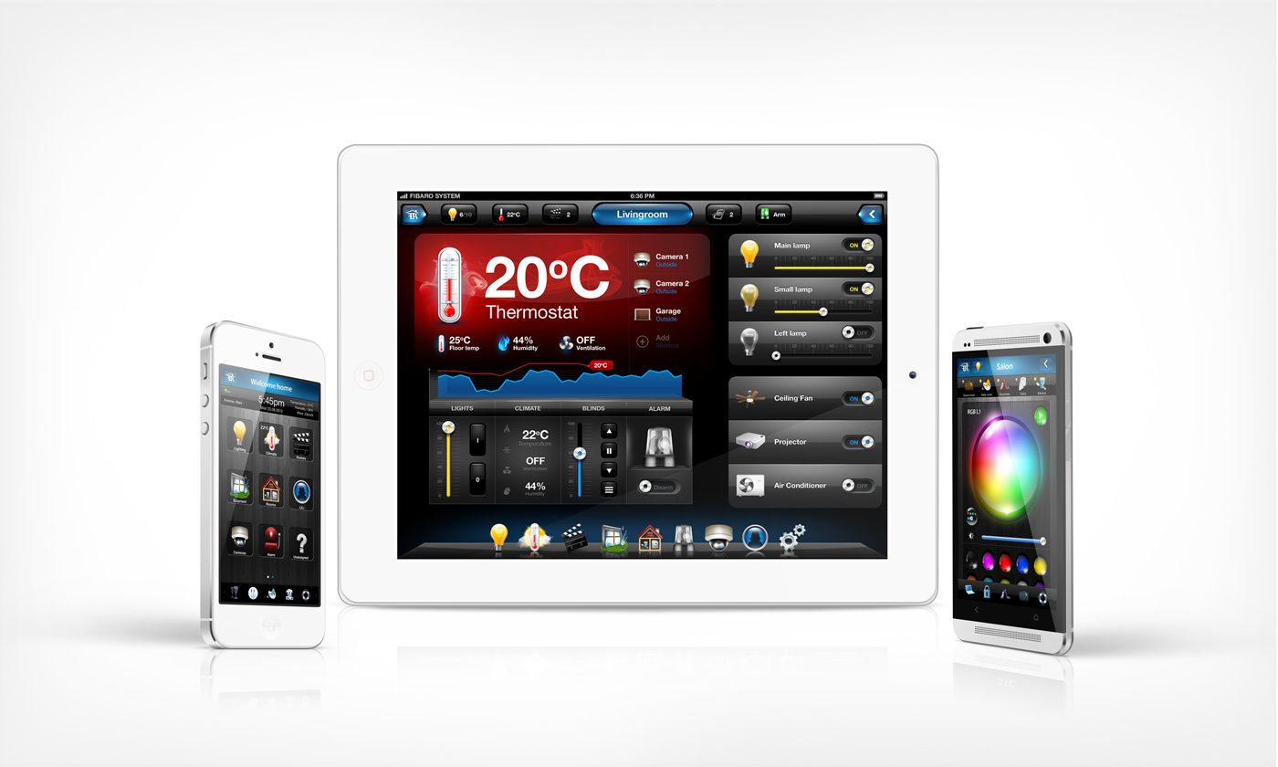 2NEXUS FIBARO-Apps